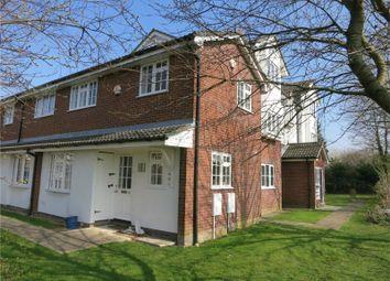 Thumbnail 2 bedroom end terrace house to rent in Great Meadow Road, Bradley Stoke, Bristol