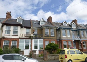 Thumbnail 3 bed flat to rent in Flexbury Park Road, Bude, Cornwall
