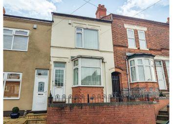 Thumbnail 3 bed terraced house for sale in Warren Road, Birmingham