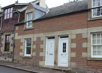 Thumbnail 1 bed terraced house to rent in Kirkstyle, Biggar