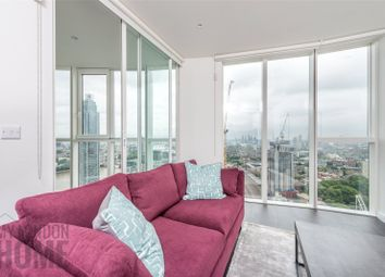 Thumbnail 2 bed flat to rent in Sky Gardens, Vauxhall, London, 2Fz