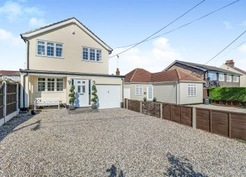 Thumbnail 4 bed detached house for sale in Eastwood Road, Rayleigh