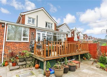 Thumbnail 3 bed detached house for sale in Warren Close, Southampton, Hampshire