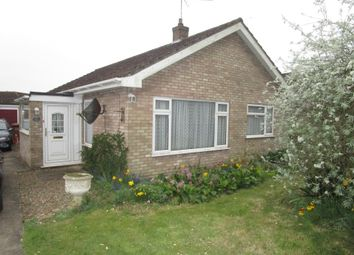 Thumbnail 2 bed detached bungalow for sale in Lynn Road, Heacham, King's Lynn