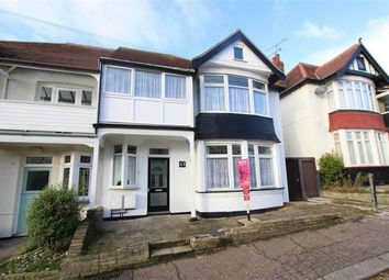 Thumbnail 2 bed flat for sale in Highcliff Drive, Leigh-On-Sea, Essex
