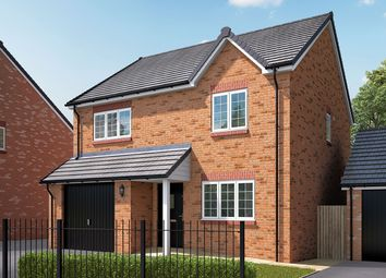 "Thumbnail 4 bedroom detached house for sale in ""The Goodridge"" at Hartburn, Morpeth"
