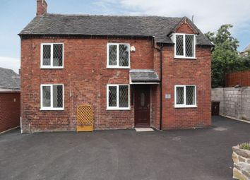 Thumbnail 2 bed detached house for sale in Chapel Street, Kingsley, Stoke-On-Trent, Staffordshire
