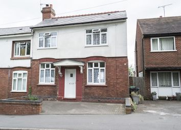 Thumbnail 2 bed semi-detached house for sale in Bristnall Hall Road, Oldbury