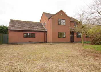 Thumbnail 5 bed detached house for sale in Church Lane, Cadney, Brigg