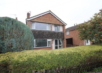 Thumbnail 3 bed detached house for sale in Derwent Drive, Oakham
