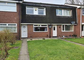 Thumbnail 3 bed terraced house to rent in Sedbergh Grove, Beechwood, Runcorn