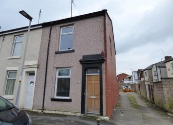Thumbnail 2 bedroom end terrace house for sale in Slater Street, Mill Hill, Blackburn, Lancashire