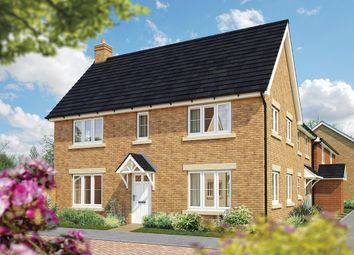 "Thumbnail 3 bed semi-detached house for sale in ""The Moreton"" at Hadden Hill, Didcot, Oxfordshire, Didcot"
