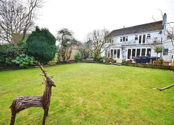Thumbnail 4 bed detached house for sale in The Ford, Little Hadham, Ware