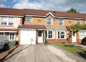 Thumbnail 3 bed terraced house to rent in Gilmorton Close, Solihull