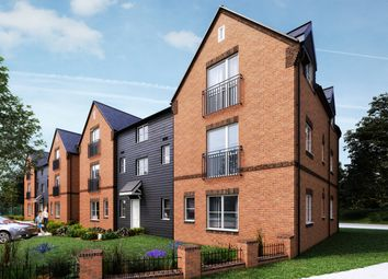 Thumbnail 2 bed flat for sale in 6 Brunswick Road, Deepcut, Camberley