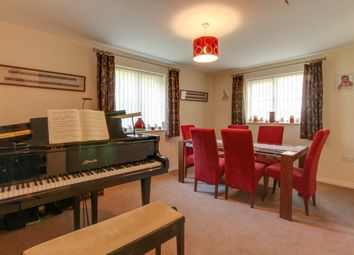 Thumbnail 4 bed link-detached house for sale in Hakewill Way, Colchester