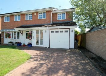 Thumbnail 3 bed semi-detached house for sale in Long Close, Downend, Bristol