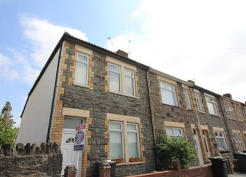 Thumbnail 2 bed end terrace house for sale in Leicester Square, Soundwell, Bristol