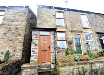 Thumbnail 2 bed end terrace house for sale in New Mills Road, Birch Vale, High Peak