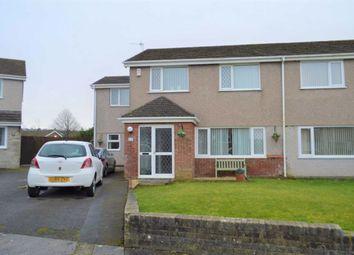 Thumbnail 3 bed semi-detached house for sale in Aldwyn Road, Cockett, Swansea