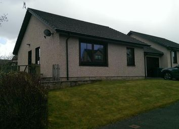 Thumbnail 2 bed detached bungalow to rent in St. Cuthbert's View, Oxton, Lauder
