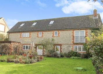 Thumbnail 4 bed barn conversion for sale in Droxford, Southampton