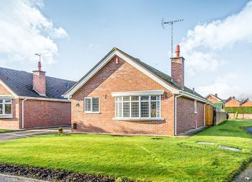Thumbnail 2 bed bungalow for sale in Jodrell Close, Holmes Chapel, Crewe