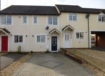 Thumbnail 2 bed terraced house to rent in Glastonbury Court, Yeovil