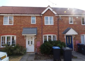 Thumbnail 3 bed terraced house for sale in Netherley Court, Hinckley, Leicester, Leicestershire