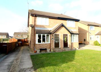 Thumbnail 2 bed semi-detached house for sale in Pomona Way, Driffield