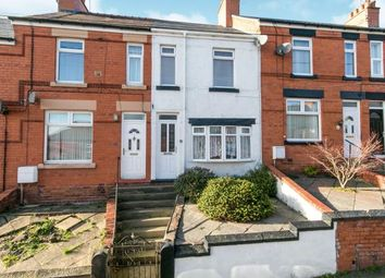 Thumbnail 2 bed terraced house for sale in Park Road, Tanyfron, Wrexham, Wrecsam