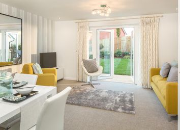 """Thumbnail 3 bed semi-detached house for sale in """"Barwick"""" at Windsor Avenue, Newton Abbot"""