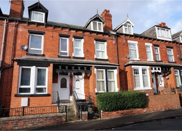 Thumbnail 4 bed terraced house to rent in Markham Avenue, Leeds