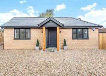 Thumbnail 2 bed detached bungalow to rent in Lyne Gardens, Biggin Hill, Westerham, Kent