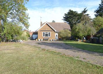 3 bed detached bungalow for sale in Chestfield Road, Chestfield, Whitstable CT5