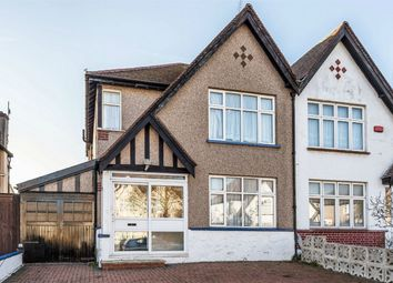 Thumbnail 3 bed semi-detached house for sale in Holland Road, Wembley