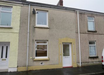 Thumbnail 2 bed terraced house to rent in Catherine Street, Llanelli