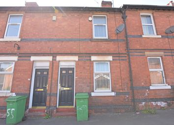 Thumbnail 2 bed terraced house to rent in Ransom Road, Nottingham