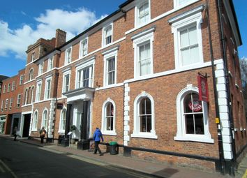 Thumbnail 3 bed flat to rent in Chatterton House, Church Lane, Nantwich