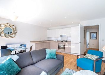 Thumbnail 2 bed flat for sale in Lancaster, Chertsey Halt, Pretoria Road, Chertsey, Surrey