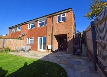 Thumbnail 4 bed semi-detached house for sale in Heather Walk, Crowborough