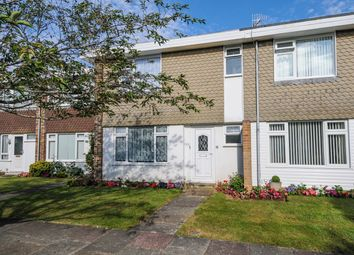 Thumbnail 3 bed terraced house for sale in Bramber Square, Church Farm Gardens, Rustington
