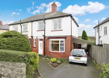 Thumbnail 3 bed semi-detached house for sale in Dalewood Road, Beauchief, Sheffield
