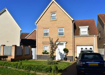Thumbnail 4 bed detached house for sale in Pottersfield, Great Cornard, Sudbury