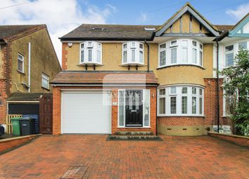 Thumbnail 6 bed semi-detached house for sale in Elmwood Crescent, Luton