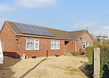 Thumbnail 4 bed bungalow for sale in Littlemoor Lane, Sibsey, Boston