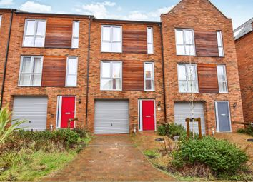 Thumbnail 4 bedroom town house for sale in The Nest, Norwich