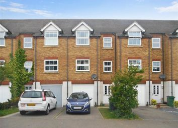 Thumbnail 4 bed town house for sale in Lynley Close, Maidstone, Kent