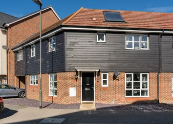Thumbnail 4 bed terraced house for sale in Prothero Close, Aylesbury